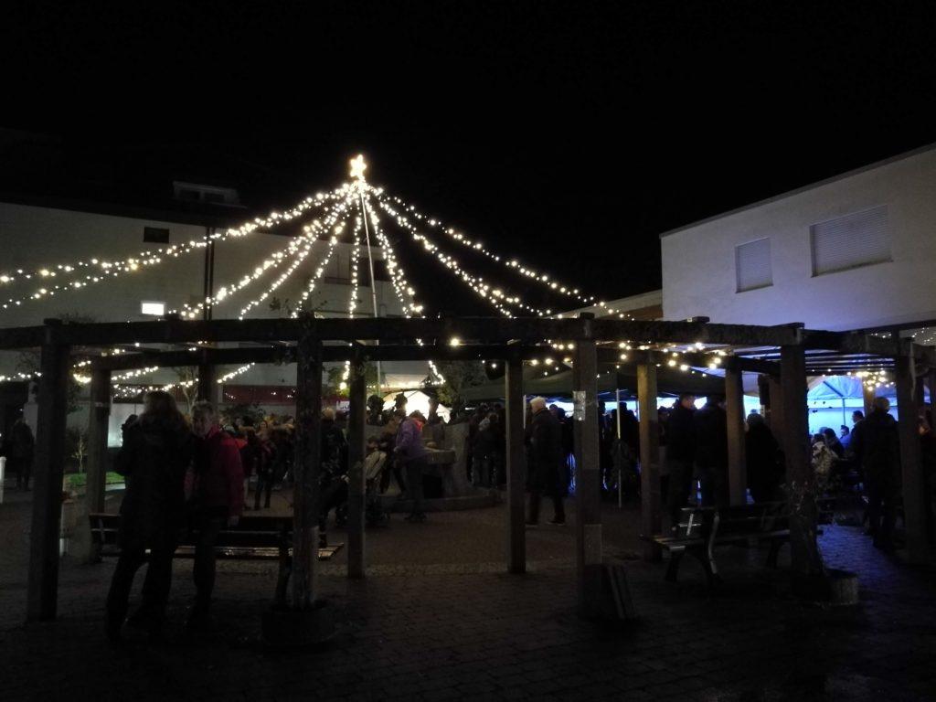 Sternenhimmel über Wiernsheim